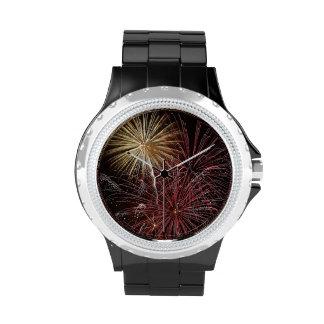 Fireworks Rhinestone Watch