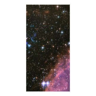 Fireworks Small Magellanic Cloud Customised Photo Card