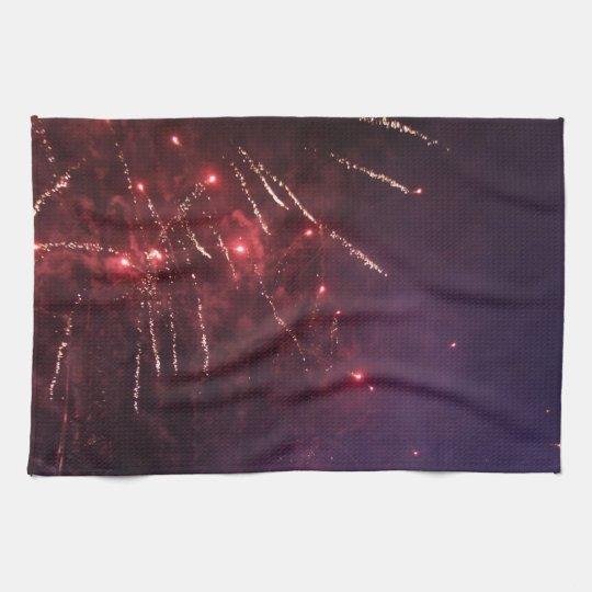 Fireworks Towel