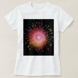 Fireworks tshirt