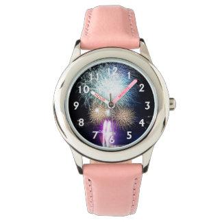 Fireworks Wrist Watches