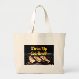 Firing up the Grill BBQ Steaks Bags