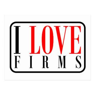 Firms, Alabama Postcard