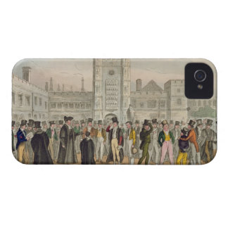 First Absence, or Etonians Answering Morning Maste iPhone 4 Case-Mate Cases