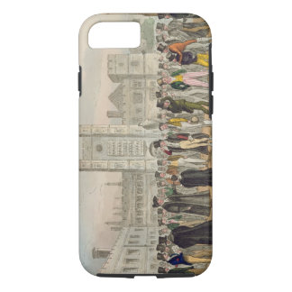 First Absence, or Etonians Answering Morning Maste iPhone 8/7 Case