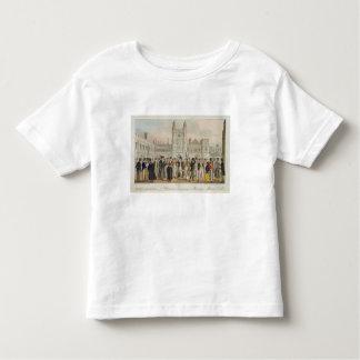 First Absence, or Etonians Answering Morning Maste Toddler T-Shirt