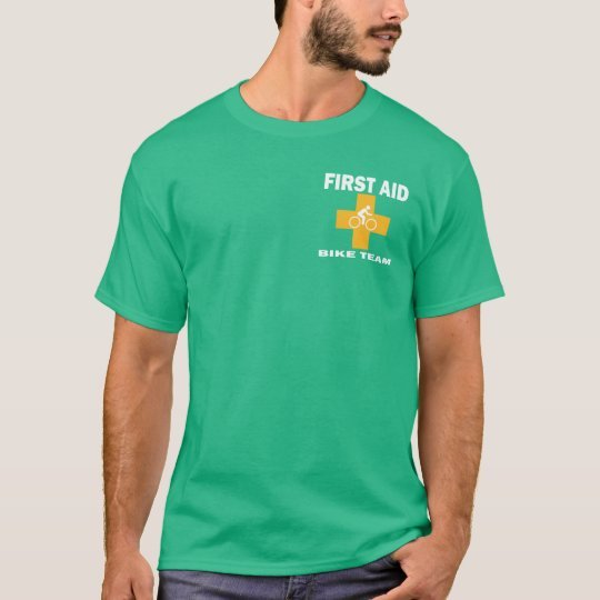 First Aid Bike Team T-Shirt