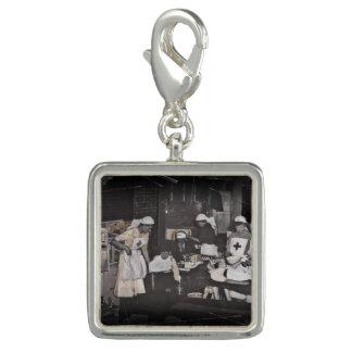 First Aid Station Nurses WWI