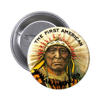 First American - Button