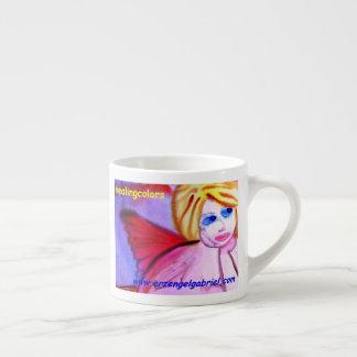 ...first angel...art by Jutta Gabriel... Espresso Cup