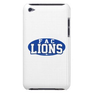 First Assembly Christian; Lions Barely There iPod Case