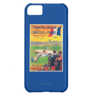 First Aviation Grand Prix iPhone 5C Case