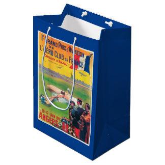 First Aviation Grand Prix Medium Gift Bag