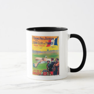 First Aviation Grand Prix Mug