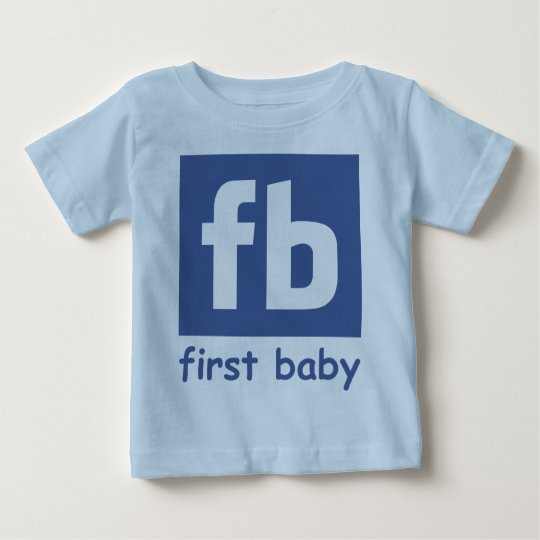 First Baby Boy Baby T-Shirt