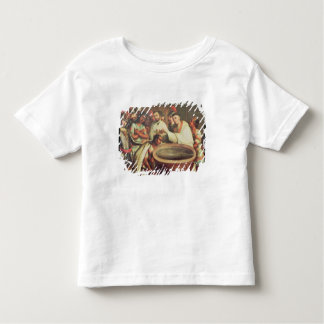 First Baptism of the Indians by the Dominicans Toddler T-Shirt
