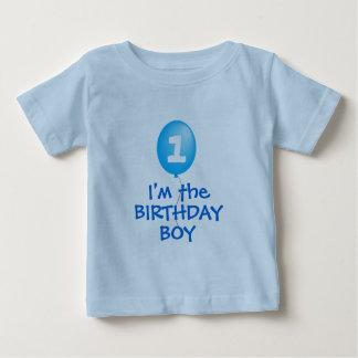 first birthday boy shirt