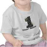 First Birthday Bumble Bee Personalised T-shirt