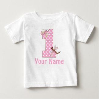First Birthday Dragonfly T Shirt