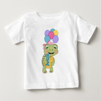 First Birthday Turtle t-shirt