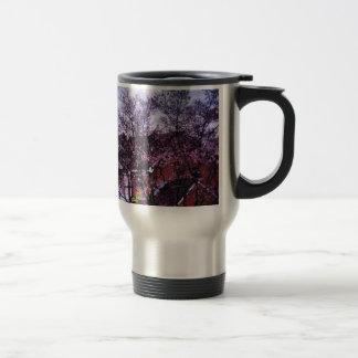 First bit of blossom travel mug