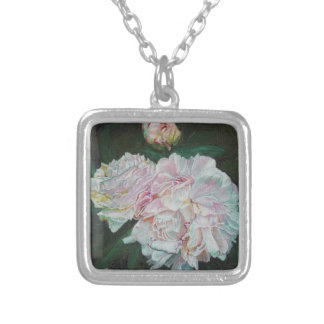 First blooms 2012 silver plated necklace