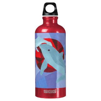 First Breath - Dolphins SIGG Traveller 0.6L Water Bottle
