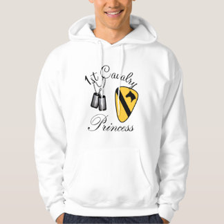 First Cavalry Princess Hoodie