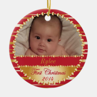 First Christmas Baby or Family Ornaments