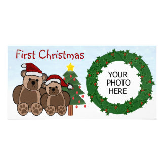 First Christmas Photo Cards