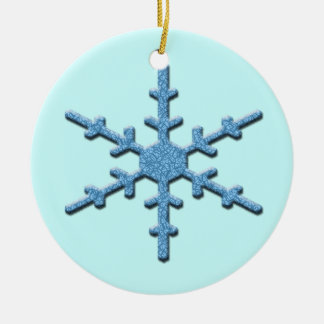 First Christmas Snowflake Ornament