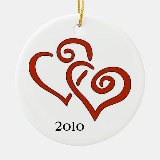 First Christmas Together 2011 Christmas Tree Ornament