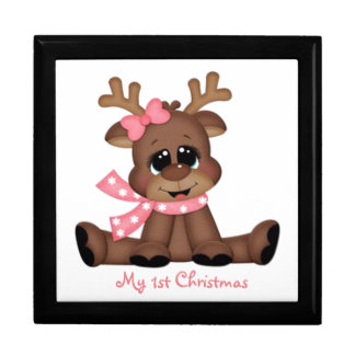 First Christmas with Rudolph Gift Box