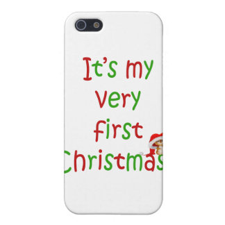 First Chrsistmas iPhone 5 Case
