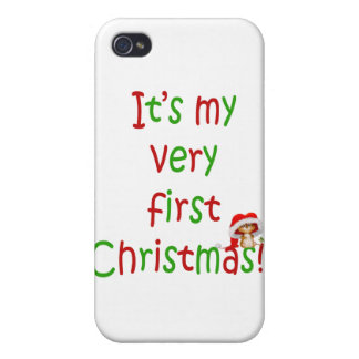 First Chrsistmas Covers For iPhone 4