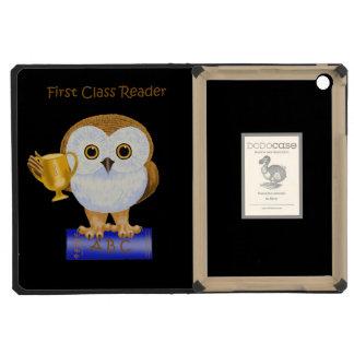 First Class Reader iPad Mini Cover
