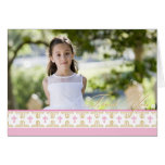 First Communion, Christening   Thank You Card