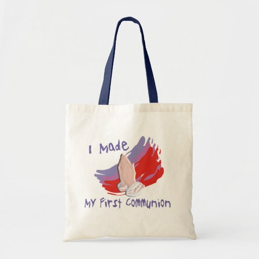 First Communion Kids Shirts & Gifts Tote Bag