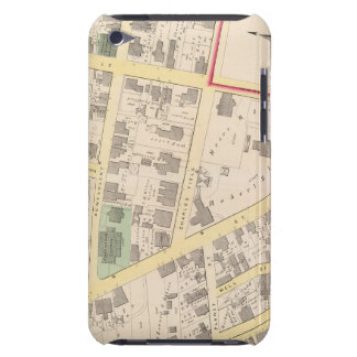 First Congregational Church Atlas Map Barely There iPod Case