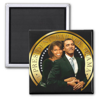 First Couple of America Magnet