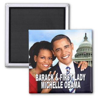 First Couple (white house) Magnet