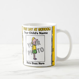 First Day At School Mug