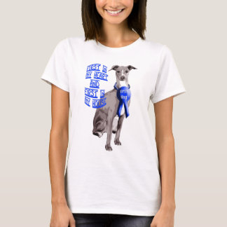 First Dog Italian Greyhound T-Shirt