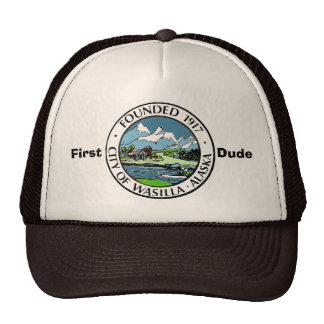 First Dude Hat