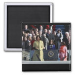 First Family 2009 Inauguration Refrigerator Magnets