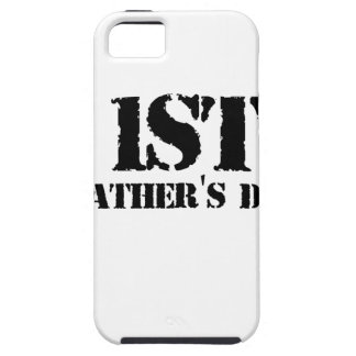 First Father's day Tough iPhone 5 Case