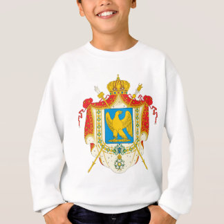 First French Empire Coat of Arms (1804) Sweatshirt