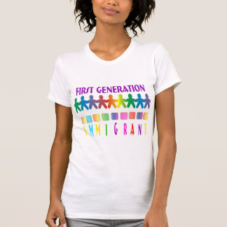 First Generation Immigrant Tshirts