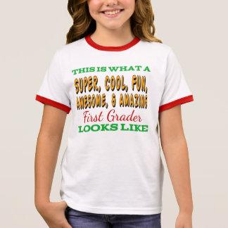 First Grade Shirt | Awesome First Grader