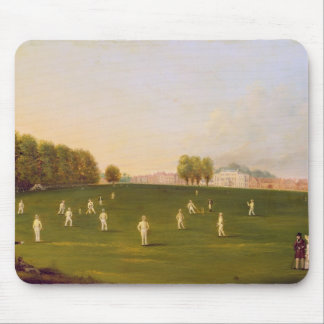 First Grand Match of cricket played by members of Mouse Mat